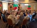 2016 Christmas Lunch at Club Burwood, Burwood