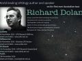 Richard Dolan's November 2016 Australian Presentations