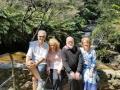 Richard Dolan, Moira, Bryan Dickeson and Mariana Flynn(L to R)