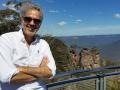 Richard Dolan at Katoomba, NSW, Australia