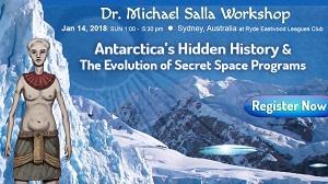 14 January 2018 Presentation by Michael Salla